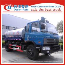 Camiones de aspersión de agua de la condición del euro 3 de la alta calidad para la venta