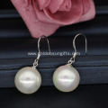 12MM Shell Pearl Fashion Colourful Earrings