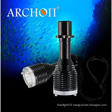 W16xl Diving Flashlight (Max86olumens)