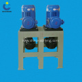 Centrifugal water pump made by pp material