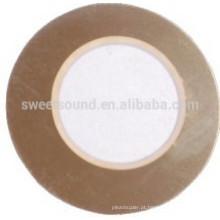 Material piezoelétrico de 20mm