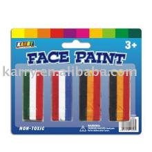 world cup face paint sticks