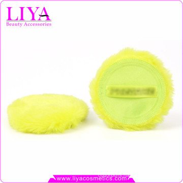 Hot Sale Cosmetic Cotton Pad Makeup Remover Puff 2015