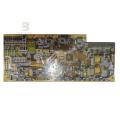 10-layers Multilayer PCB FR4 Tg175 ENIG 2U