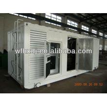 8-1500kw générateur de conteneur iso avec bon prix