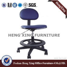 Fabric Chair Laboratory Chair Bar Chair with Footrest Hx-J004