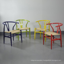 Wholesale Cafe Used Hans Wenger Metal Y Chair (SP-LC289)