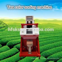 Máquina de selección de color del color del té del clasificador del color del té para la limpieza