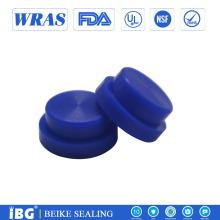 Blauw Kleur Siliconen Rubber Cap