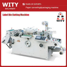 WQM-320G Etiqueta adhesiva (logotipo) Máquina de troquelado (logotipo Die cutter, logotipo troqueladora, máquina de corte de logotipo)