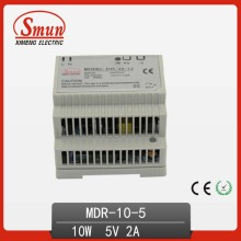 DIN-Rail 10W 5VDC 2A Switching Power Supply