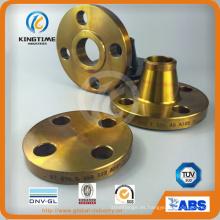 Caliente venta de acero al carbono ASME B16.5 ciego brida con TUV (KT0016)