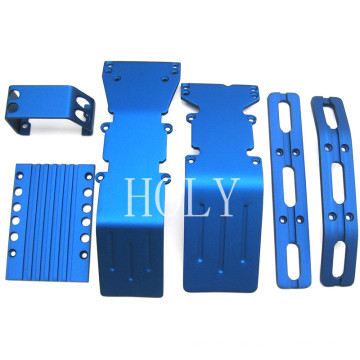 CNC Machining Anodized Aluminum Sheet Metal Fabrication Sheet Stamping Parts
