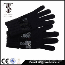 The fashion design for women wholesale winter gloves
