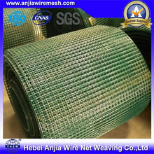 Niedrige Preis-Qualitäts-PVC beschichtete geschweißte Draht-Ineinander greifen