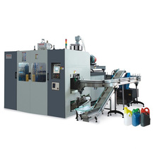 DHD-5L Blow Molding Machine--2 diehead double work station
