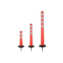 Ultra Durable Assemble Plastic Sign Road Marker Posts