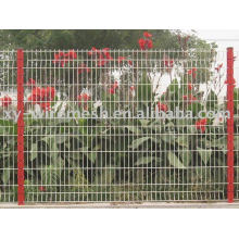protection& durable wire mesh fence(manufactory)