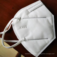 Disposable KN95 Non Woven Face Mask Stocks