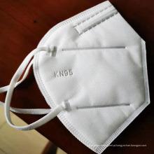 Estojos não tecidos descartáveis da máscara protetora KN95