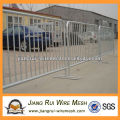 aluminum crowd barrier
