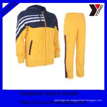 2017 nuevo uniforme de baloncesto de manga larga de color amarillo, jersey de baloncesto