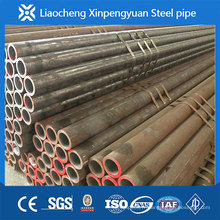 Tuyau en acier sans soudure au pétrole et au gaz en Chine