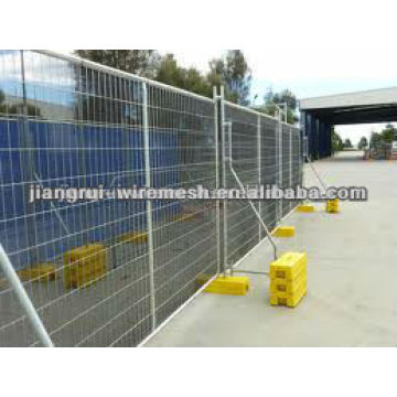 Canada standard temporary fence(anping Jiangrui factory)