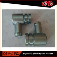 Parte del motor diesel Conector de la tubería de agua 3917394