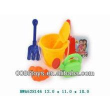6pcs Sommer-Strandspielzeug