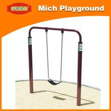 Plastic Outdoor Swing Set (1113D)