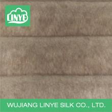 Флисовая искусственная меховая ткань для броска одеяла / обивки