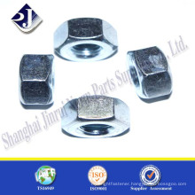 high quality DIN934 carbon steel zinc plated hex nut                                                                         Quality Choice