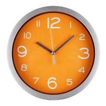 2021 new wall clock Time Teaching Plastic clock for children silent wall clock