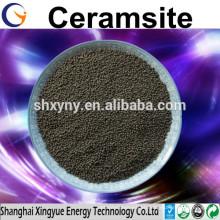 Meios filtrantes Ceramsite 0,5-1 mm / areia ceramsita