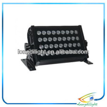 36x3w RGB outdoor wall washer led