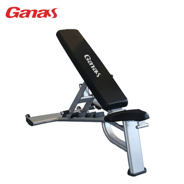 Peralatan Latihan Gym Komersial Bench Multi-Adjustable