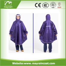 Polyester Bicycle Poncho for Outdoor and Workplace
