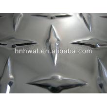 Тисненная алюминиевая катушка 1050 3003 5052