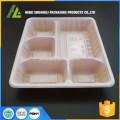 Clamshell Verpackung Kunststoff-Einweg-Box für Lebensmittel