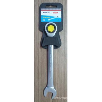 72 Зубьевой ключ с храповым механизмом