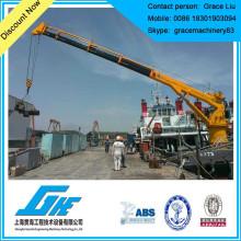 Hydraulic Telescopic Boom crane, luffing crane, ship crane