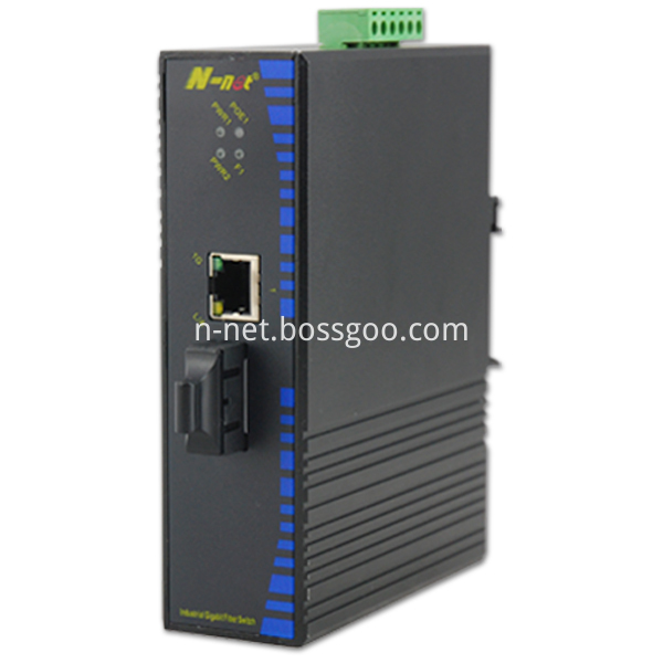 Industrial Gigabit Ethernet switch