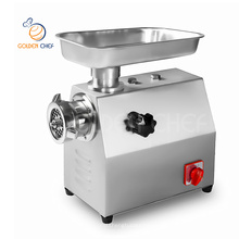 stainless steel meat product making machines electric meat grinder 12 22 32 meat mincer machine for sale