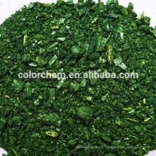 Colorante básico Malaquita Cristal verde