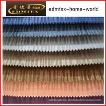 Poliéster tecido sofá jacquard EDM1014