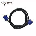 SIPU factory price wholesale audio or computer cable vga for monitor video cables vga cable 3+5