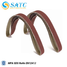 Factory Directly coated abrasive belts sanding belts About