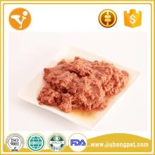 Vente en gros et haute qualité de la saveur de thon en gros conserves chien nourriture pour animaux de compagnie
