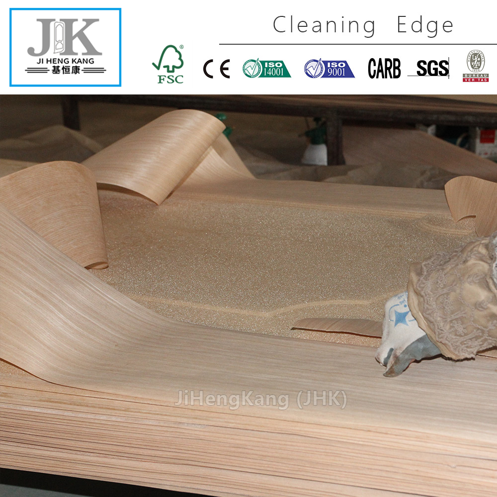 JHK 5mm Popular Oak Veneer HDF Door Skin